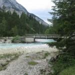Brücke zum Jagdhaus Hubertus