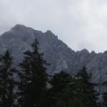 Restgrat der inneren Rigelkarspitze zur Nördlichen Jägerkarspitze
