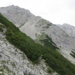 die zu überwindende Höhenstufe im Kaskar