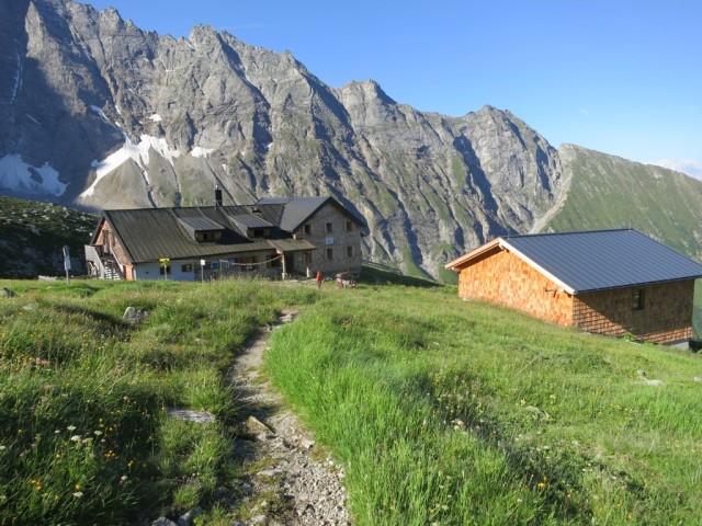 Geraer Hütte, 2.325m