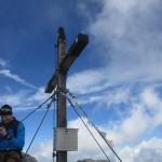 Gipfelkreuz Olperer
