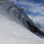 Eisbruch am Olpererferner