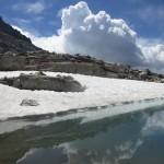 kleiner Gletschersee