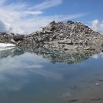 Stimmung am Gletschersee