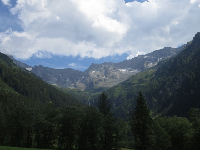 Grat vom Kraxentrager bis zur Sagwandspitze