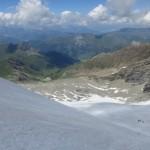 Blick Auf Die Tuxer Alpen
