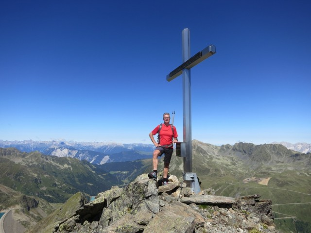 Pockkogel, 2.807m