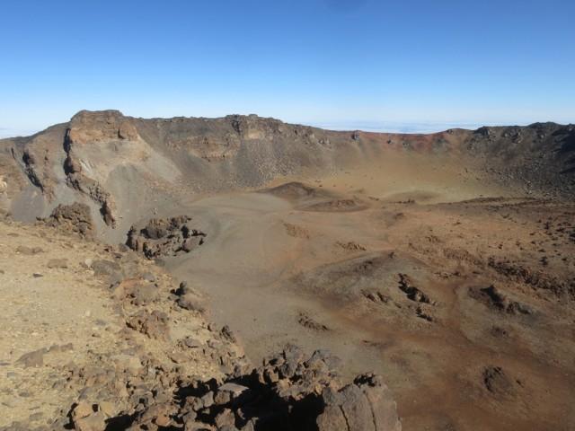 Kraterrand des Pico Viejo IV