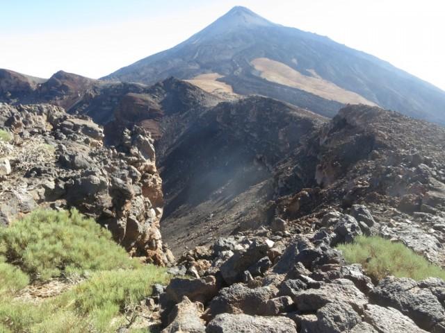 Kraterrand des Pico Viejo V
