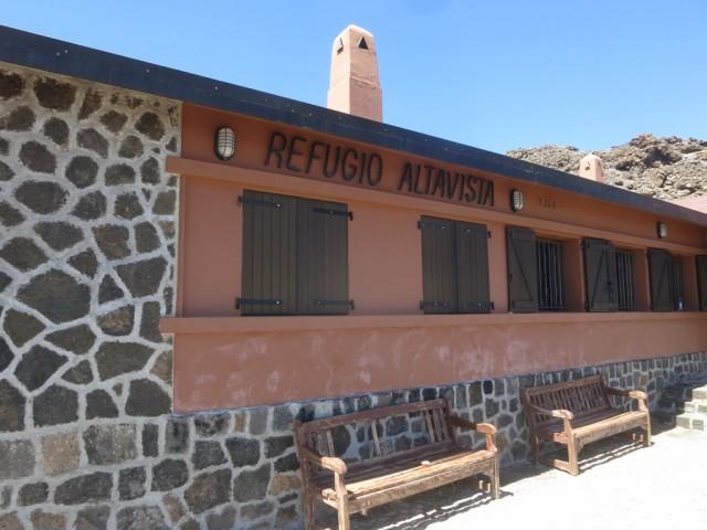 Schutzhütte Altavista II