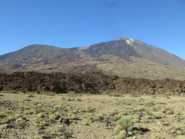 Abschied vom Teide