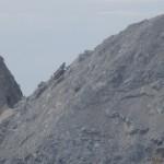 Felsenfenster Östliche Praxmarerkarspitze