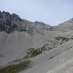 Kaskar mit Grat zur Sonntagskarspitze