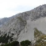 Kaskar Südgrat, im Hintergrund Westliche Praxmarerkarspitze Südgrat