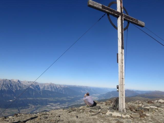 Glungezer, 2.677m