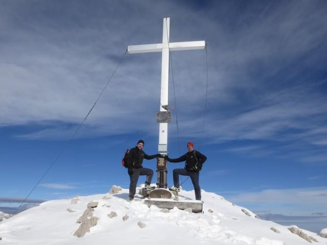 Hohe Munde Westgipfel, 2.662m