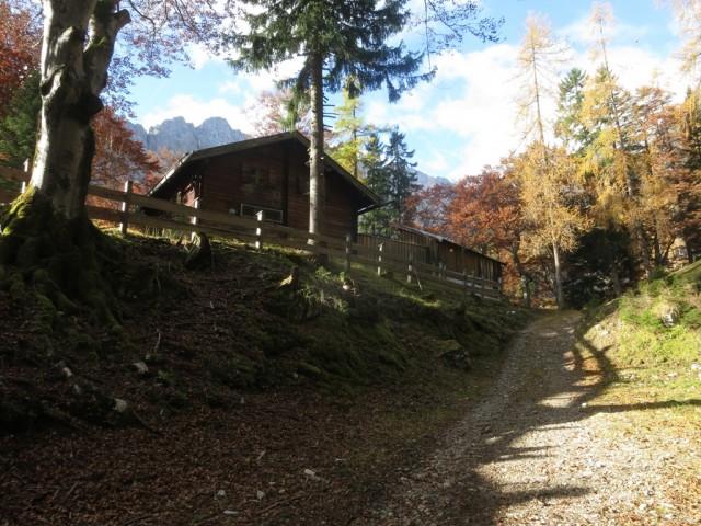 Jagdhütte Graf v. Thun