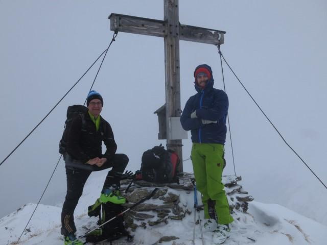 Hoher Kopf, 2.373m
