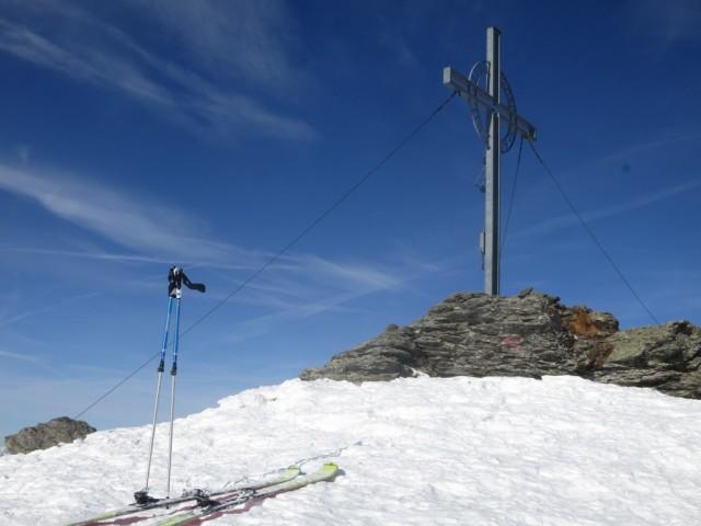 Grünbergspitze, 2.790m